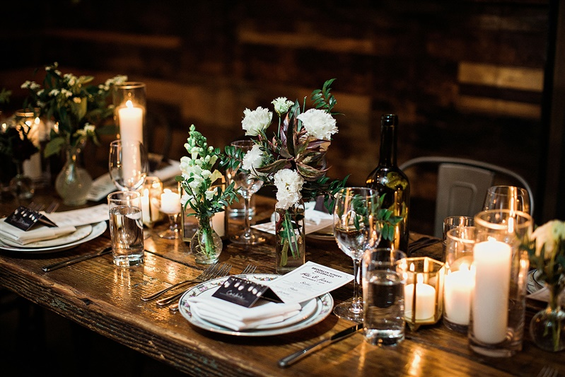 Candlelit Brooklyn Wedding 12
