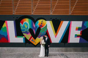 Brooklyn Love Mural