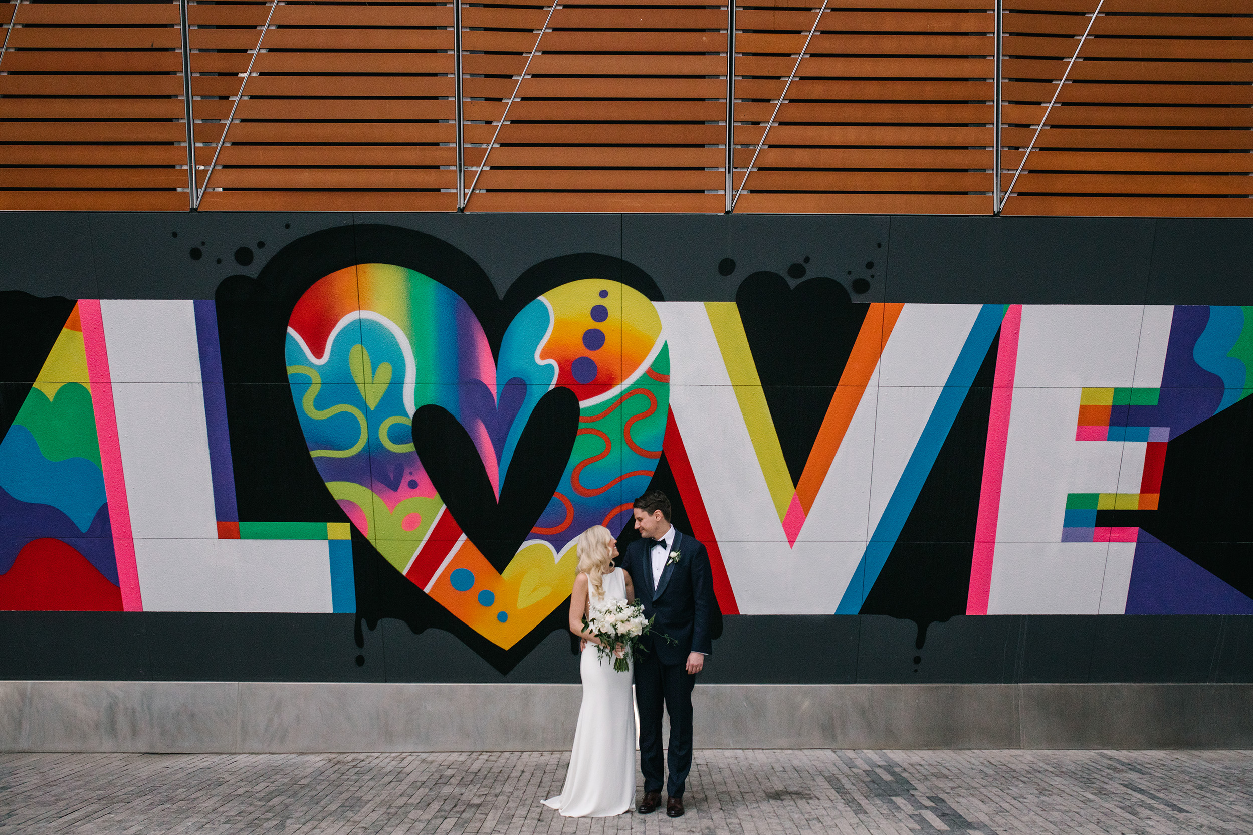 Romantic Modern Brooklyn Wedding 11