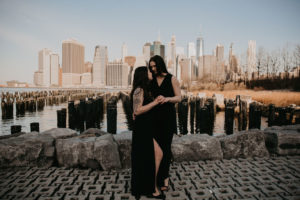 Brooklyn New York Wedding Photo