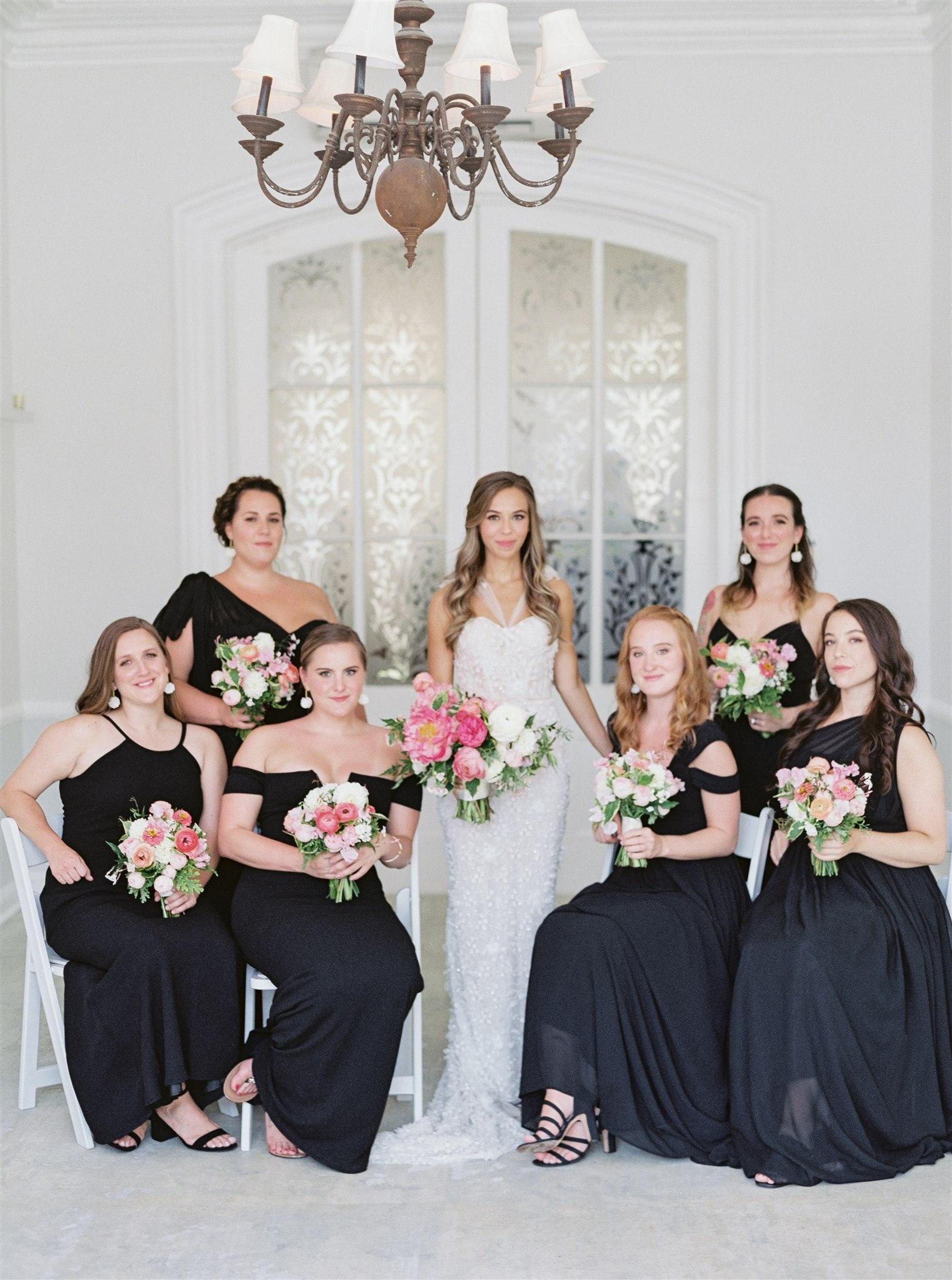Modern + Elegant Wedding in Brooklyn 3
