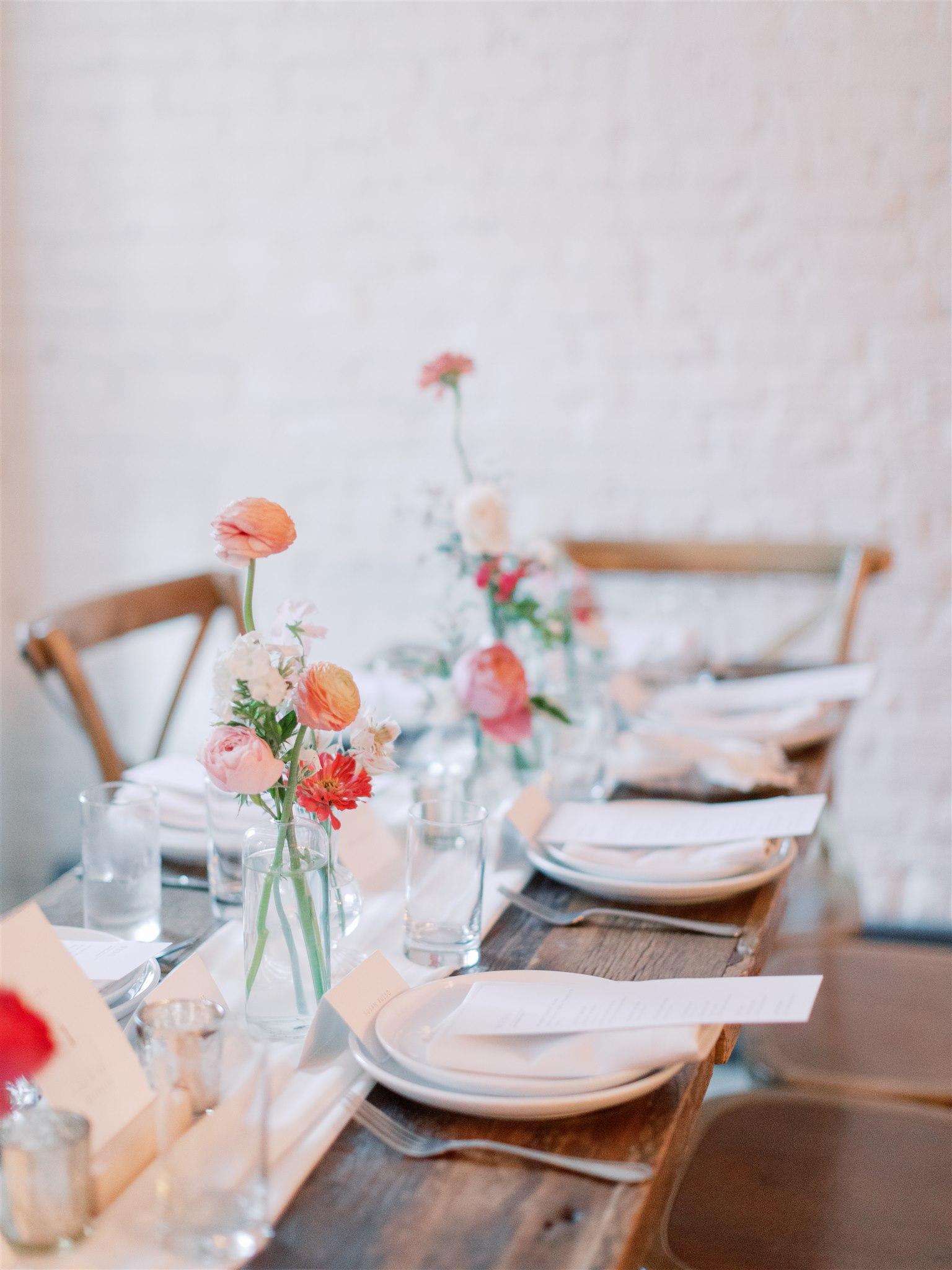 Modern + Elegant Wedding in Brooklyn 19
