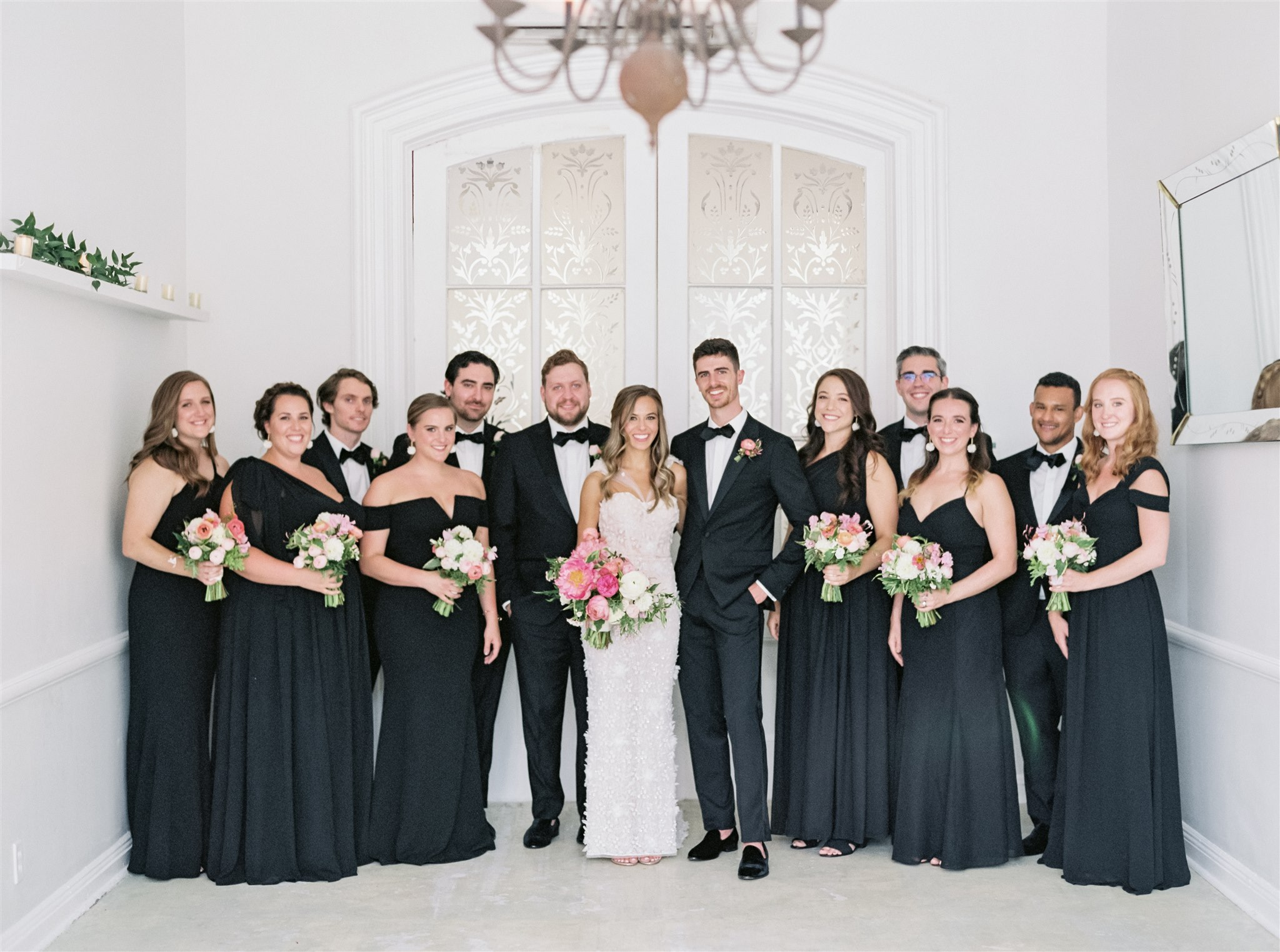 Modern + Elegant Wedding in Brooklyn 10