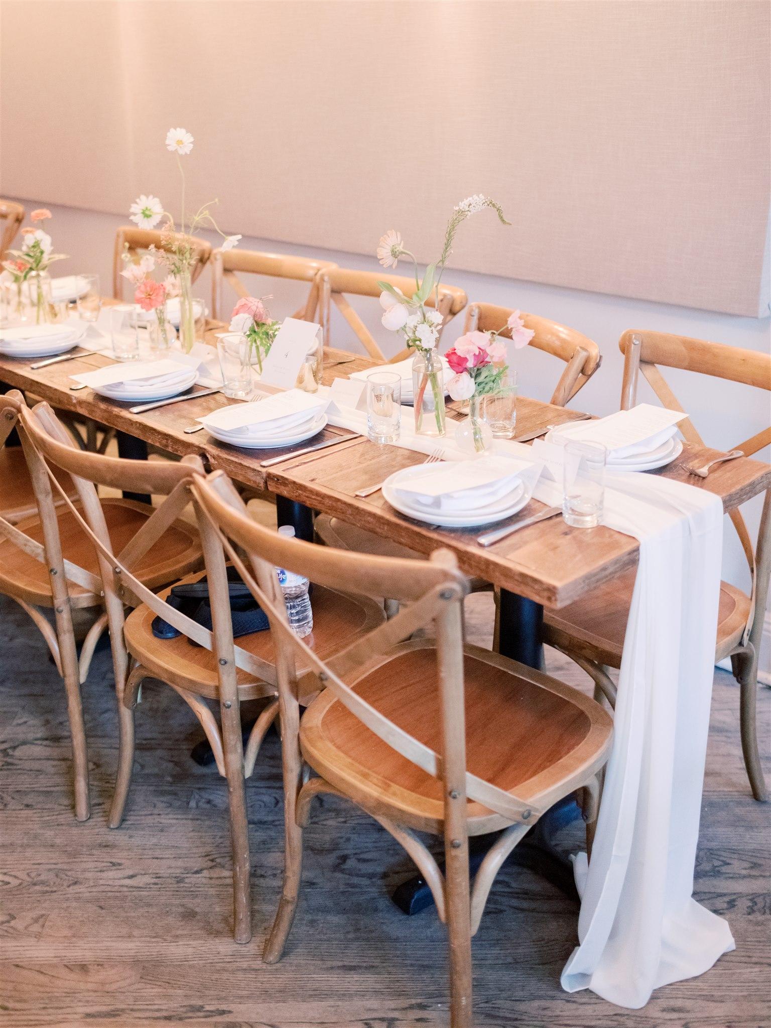 Modern + Elegant Wedding in Brooklyn 20