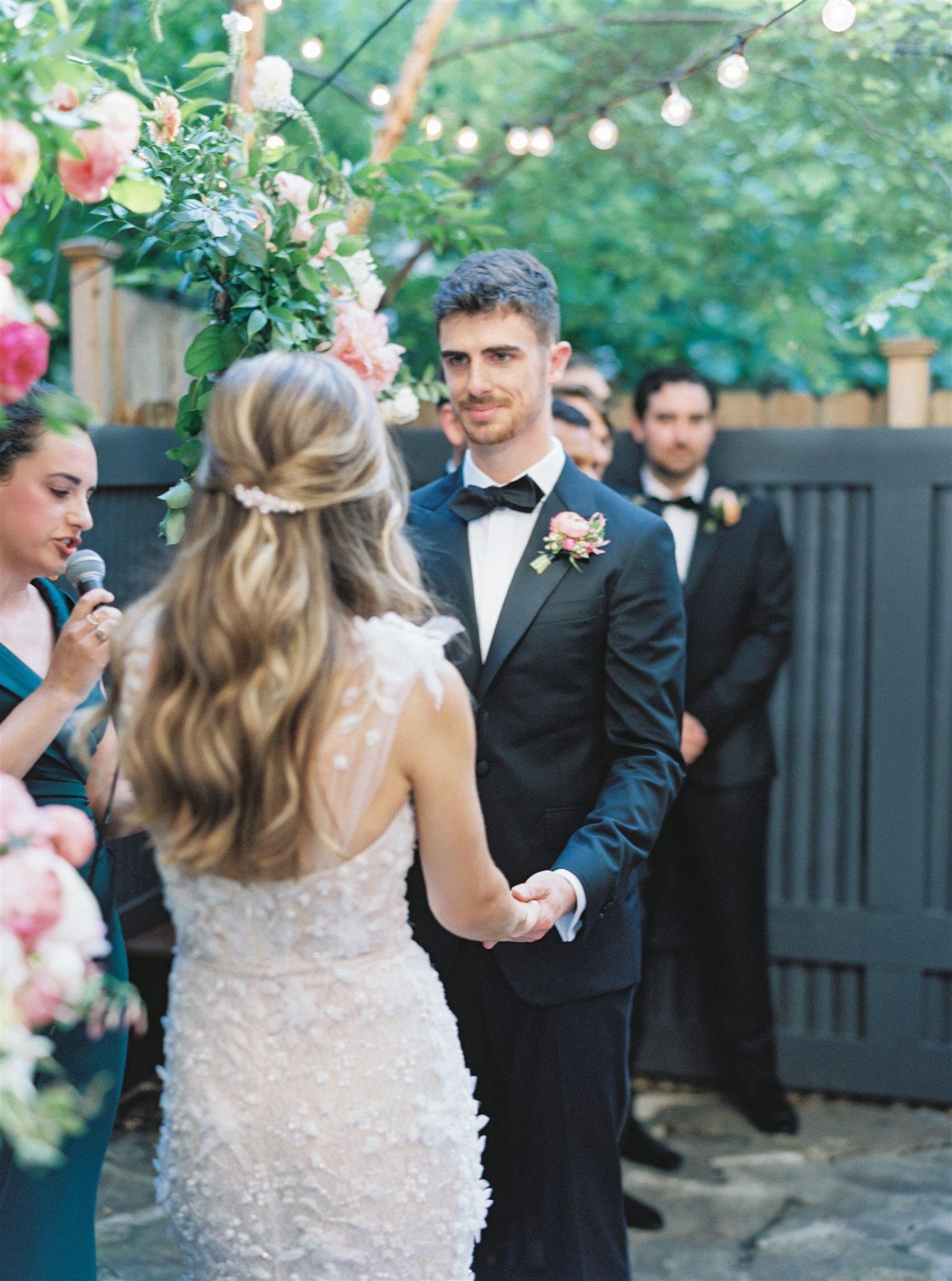 Modern + Elegant Wedding in Brooklyn 8