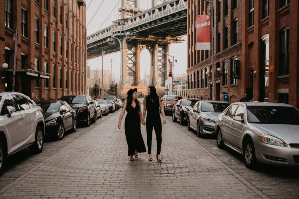 Sunrise Dumbo Elopement 2