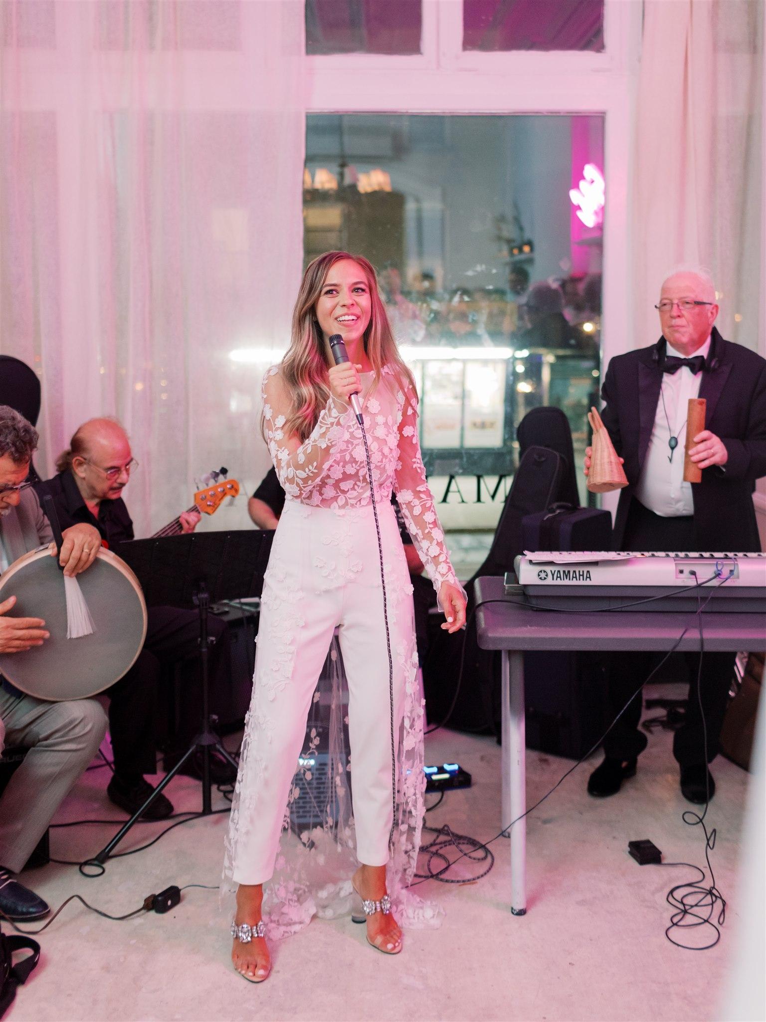 Modern + Elegant Wedding in Brooklyn 21