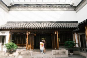 Met Chinese Garden Engagement Photos-3