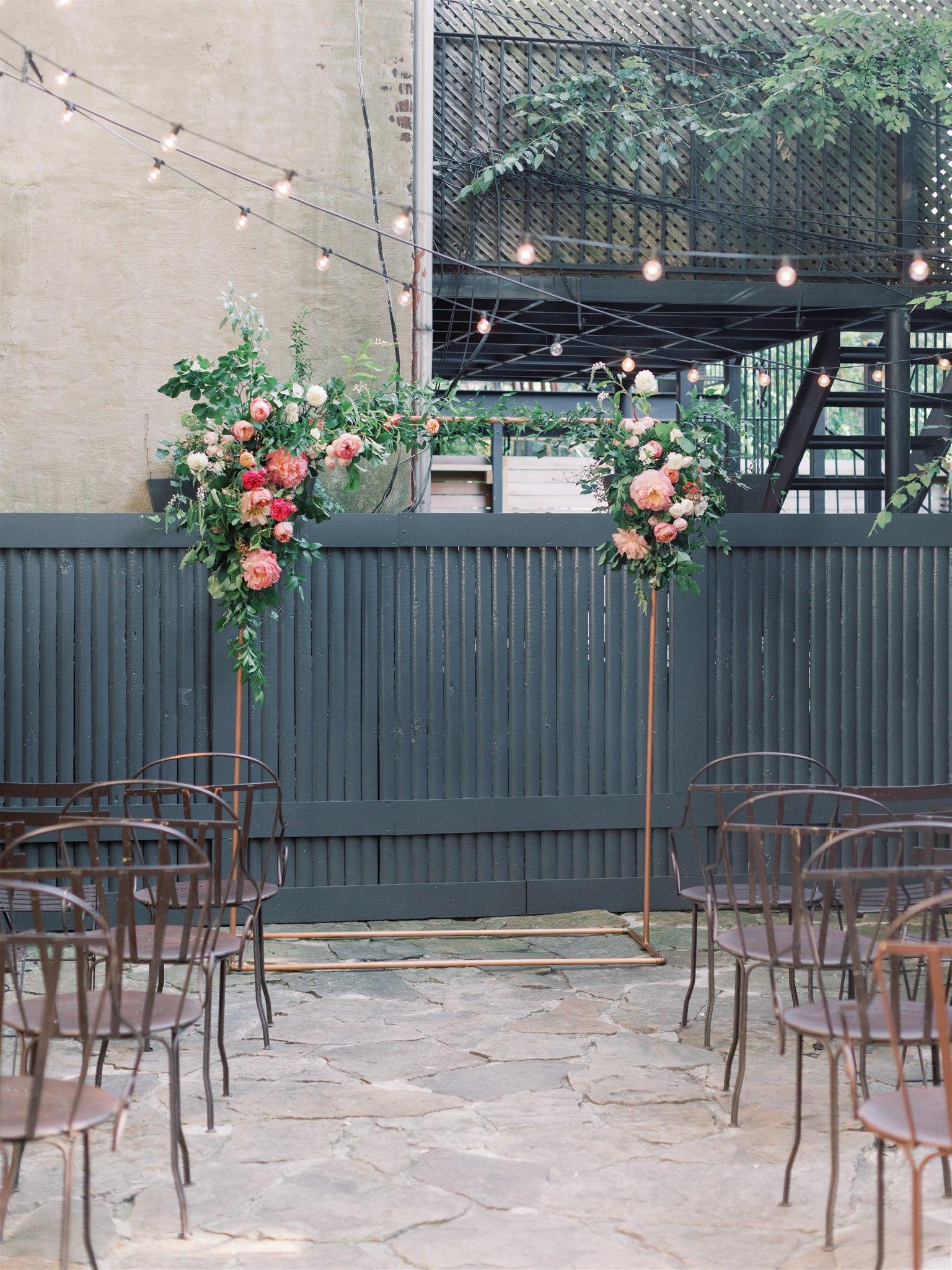 Modern + Elegant Wedding in Brooklyn 6