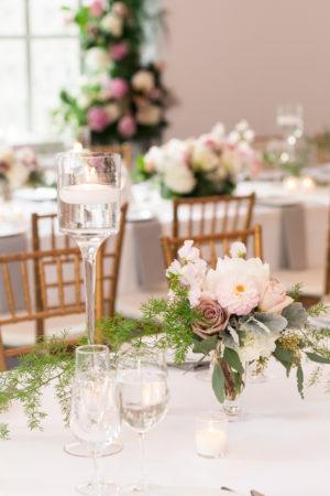 Elegant Classic Wedding Centerpiece