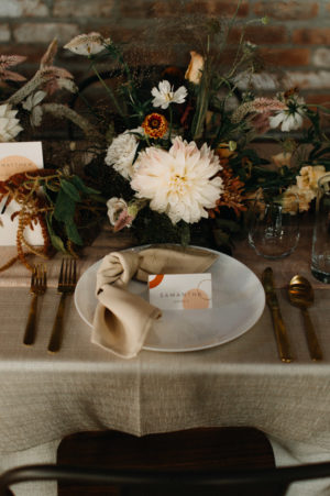 Brooklyn styled shoot