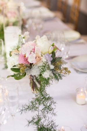 Soft Pastel Wedding Flowers