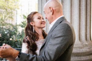 Surprise City Hall Elopement in NYC-10