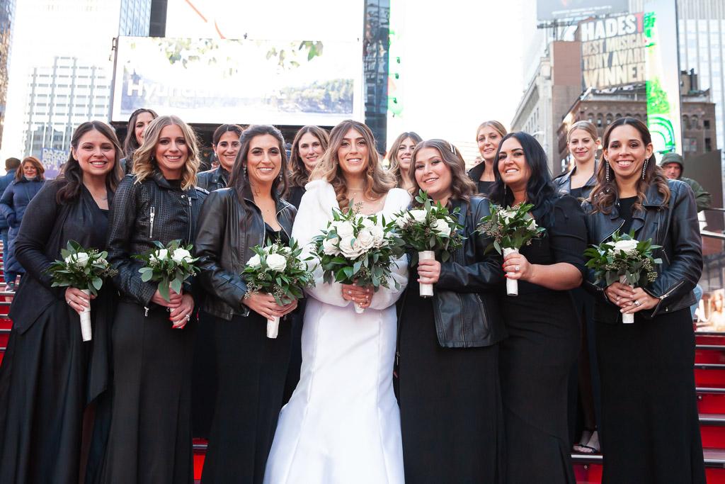 Elegant Midtown Wedding Near Times Square 3