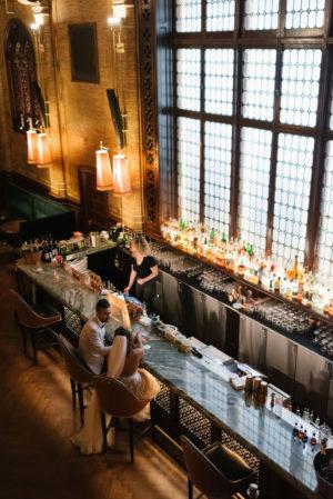Campbell Bar Wedding Elopement