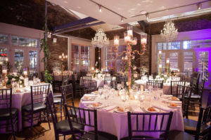 Elegant New York Wedding Reception