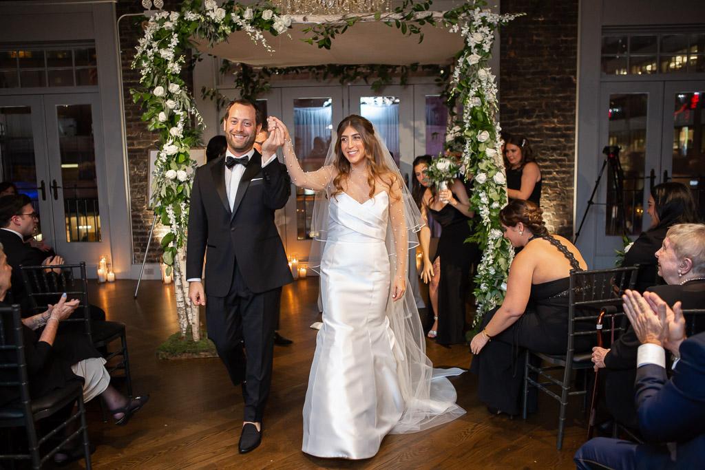 Elegant Midtown Wedding Near Times Square 9