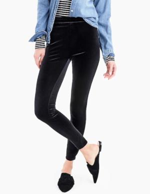 9 Pants Velvet Leggings