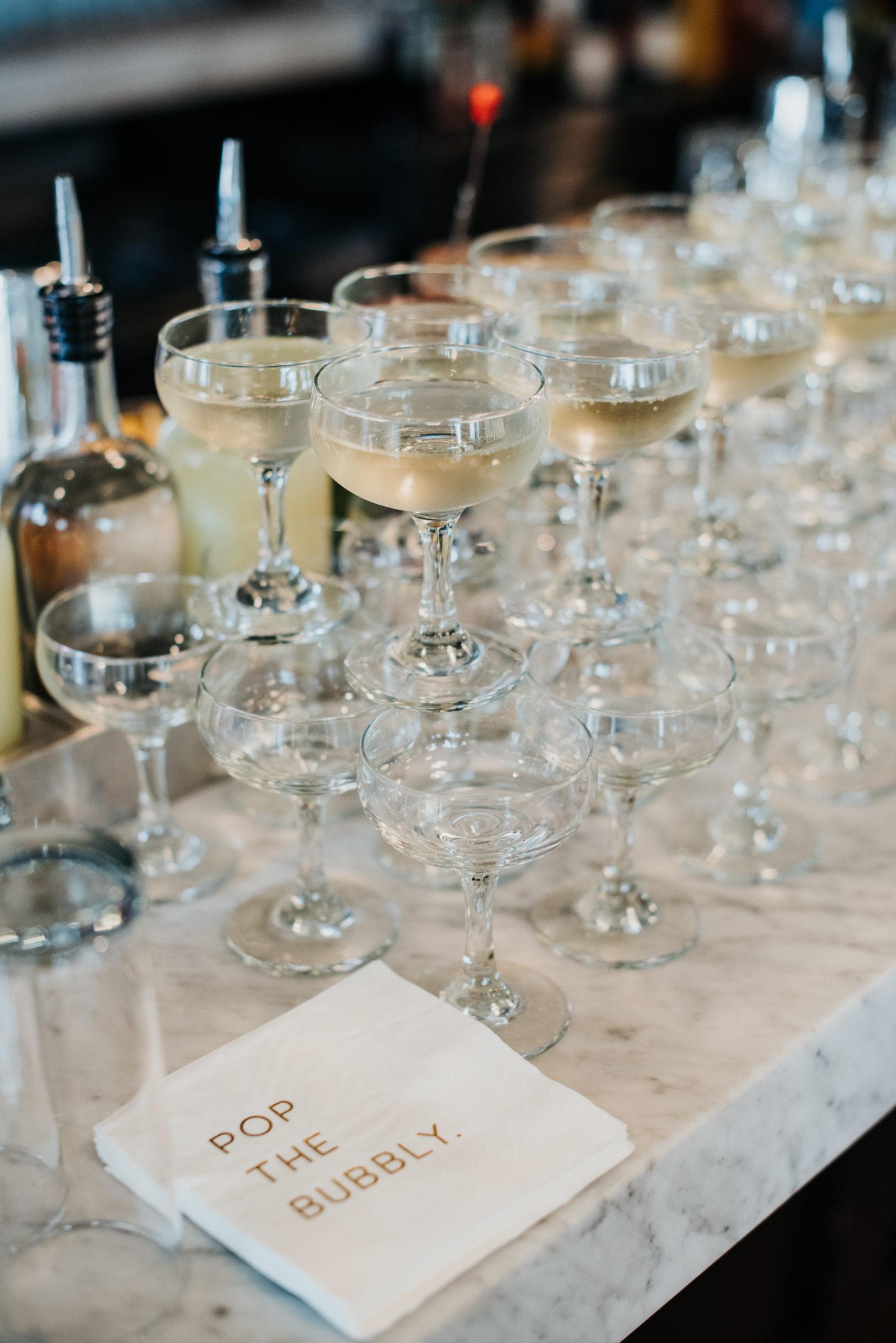Stylish Tropical-Inspired Wedding in Brooklyn 16