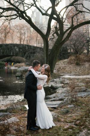 Wedding Elopement in Central Park